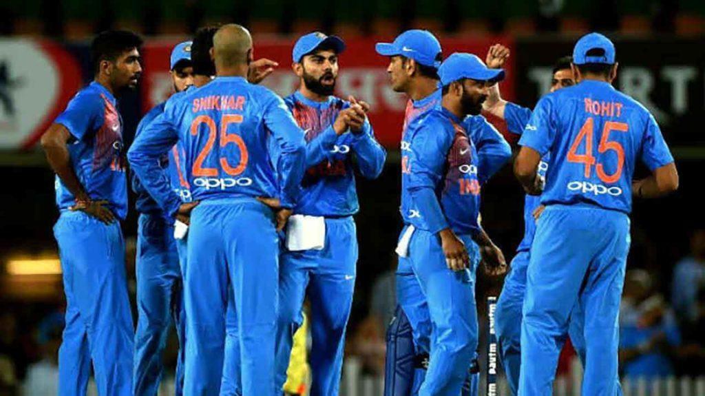 India T20 Team