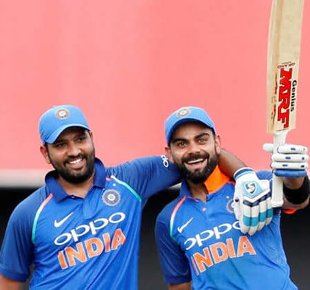 Virat Kohli and Rohit Sharma: The deadly duo of Indian cricket