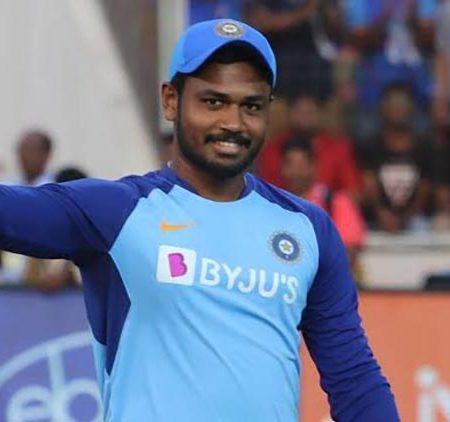 Sanju Samson replaces injured  Dhawan for T20 Series against NZ