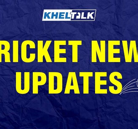 KHELTALK Cricket News Update – 23 Jan 2020