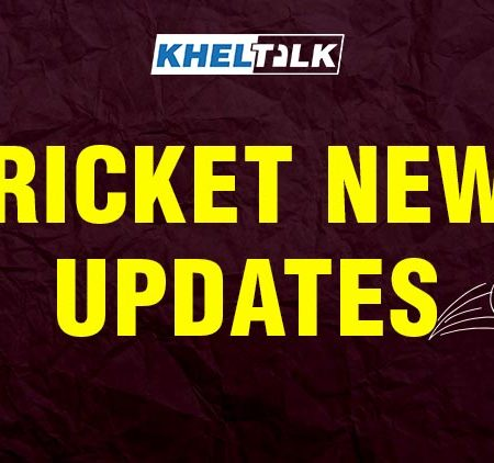 KHELTALK Cricket News Update – 30 Jan 2020