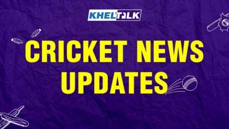 KHELTALK Cricket News Update – 28 January 2020