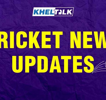 KHELTALK Cricket News Update – 28 January 2020
