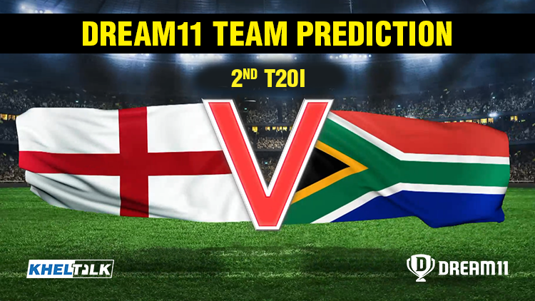England vs South Africa 2nd T20I Dream11 Team prediction | Match prediction