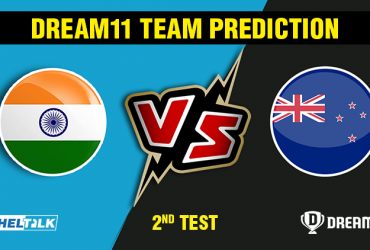 India vs New Zealand 2nd Test dream 11 predictions