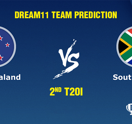 NZW vs SAW 2nd T20I Dream11 Team prediction