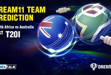 AUS vs SA 1st T20 Dream11 Team prediction | Match prediction