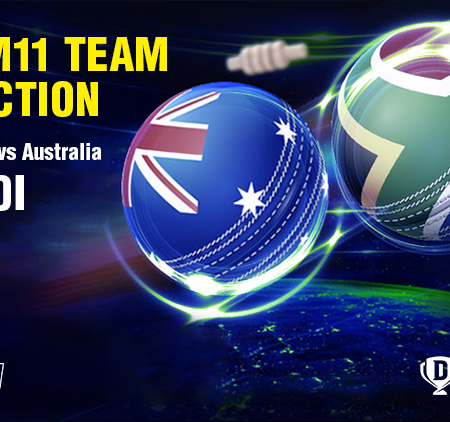 AUS vs SA 1st T20 Dream11 Team prediction | Match prediction
