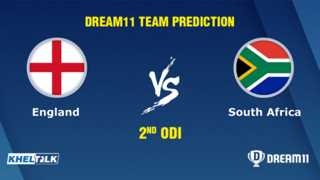 England vs South Africa 2nd ODI Dream11 Team prediction | Match prediction