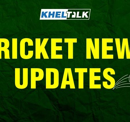 KHELTALK Cricket News Update – 31 Jan 2020