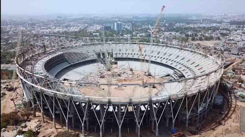 Motera Stadium Construction -KhelTalk Overview