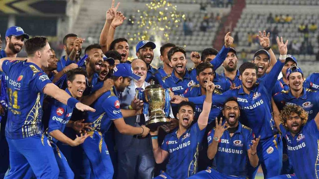 Mumbai Indians (MI) won the 4th Title – the most by an IPL Team.