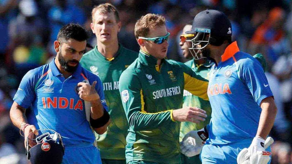 India and South Africa Series Cancelled