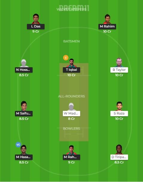 Dream11 expert team 3