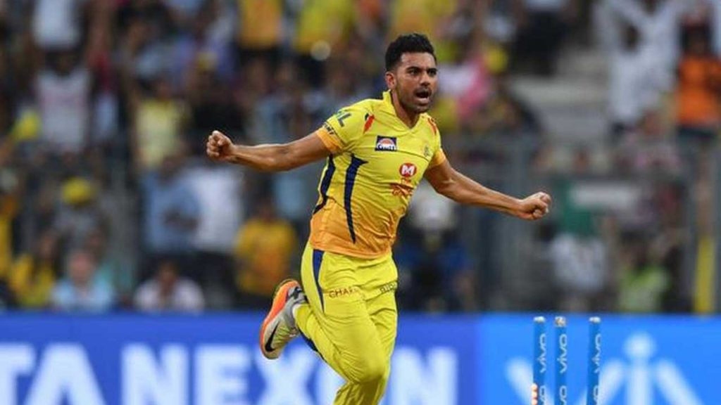 Deepak Chahar (CSK) was the highest Indian wicket taker with 22 wickets to his name.