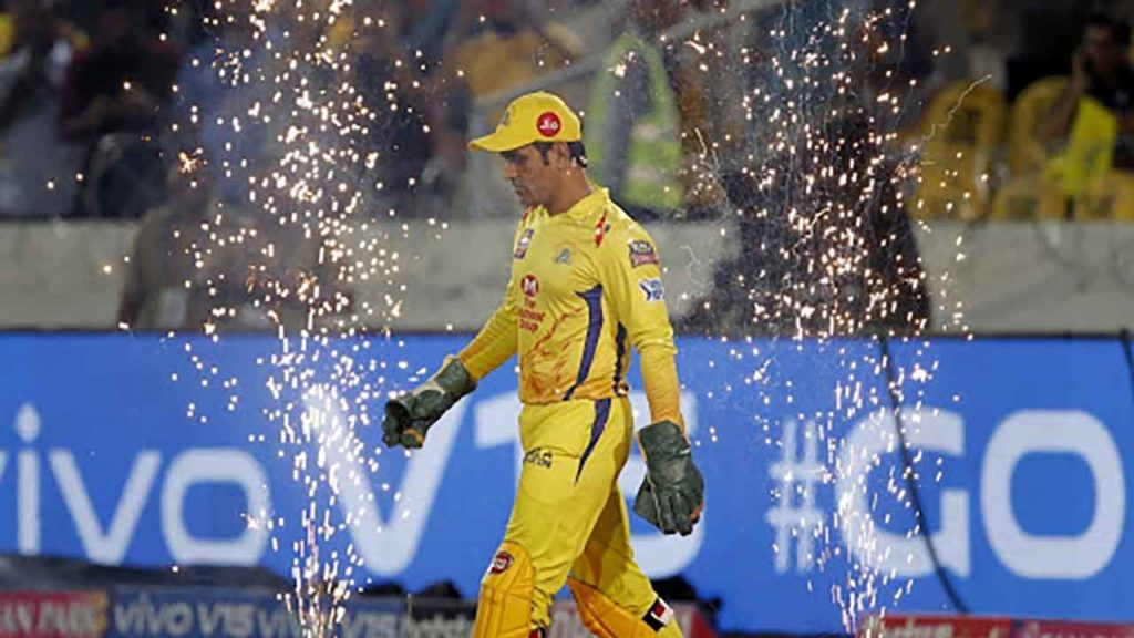 MS Dhoni (CSK) has the record of most dismissals in IPL. He has 132 dismissals so far with 38 stumpings and 94 catches. Dinesh Kartik (KKR) holds the second spot with 131 dismissals in IPL.