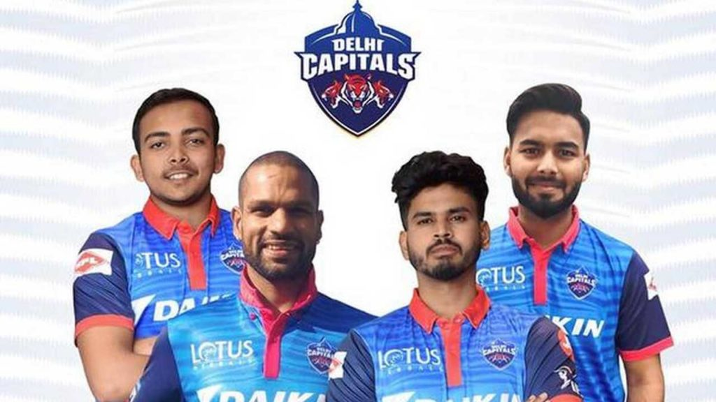 Delhi Capitals 2020