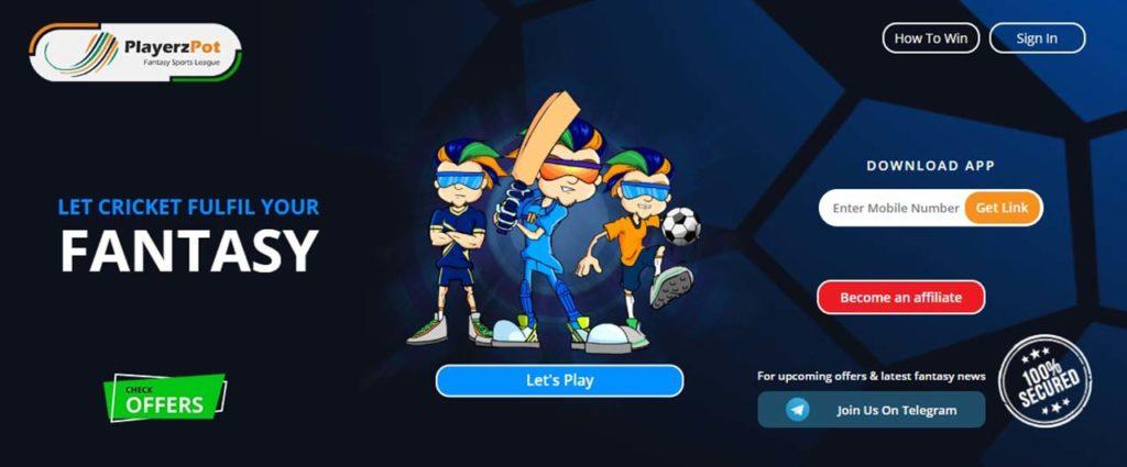 PlayerzPot overview