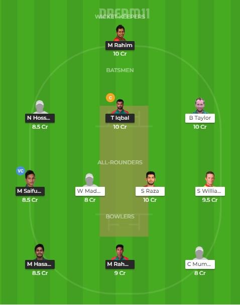 Dream11 expert team 2
