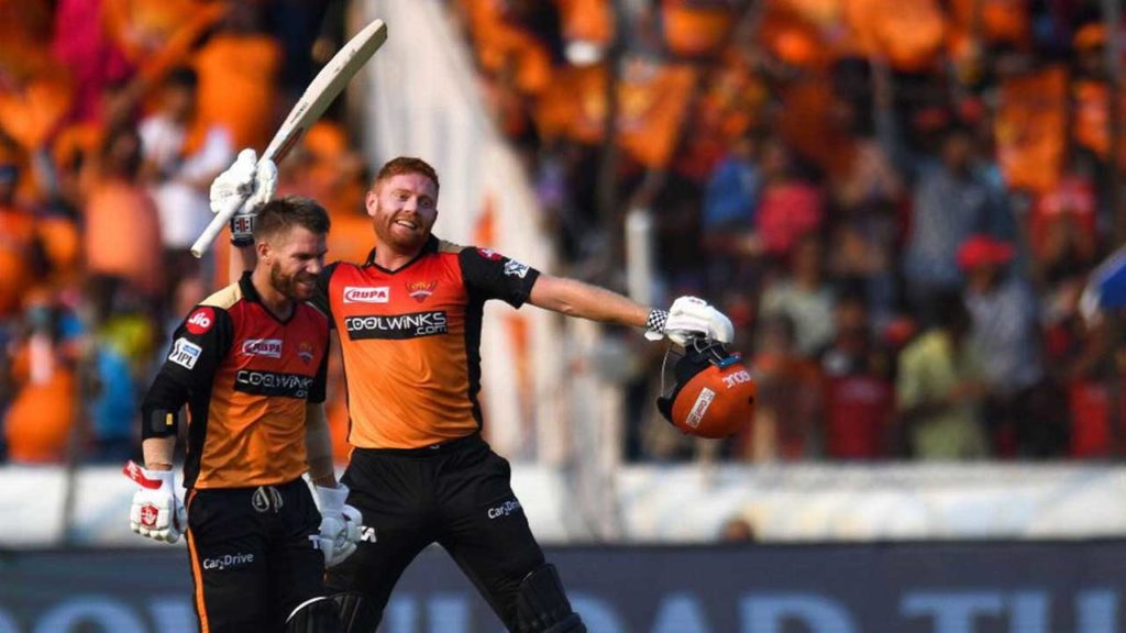SRH will look up to Warne-Bairstow magic yet again