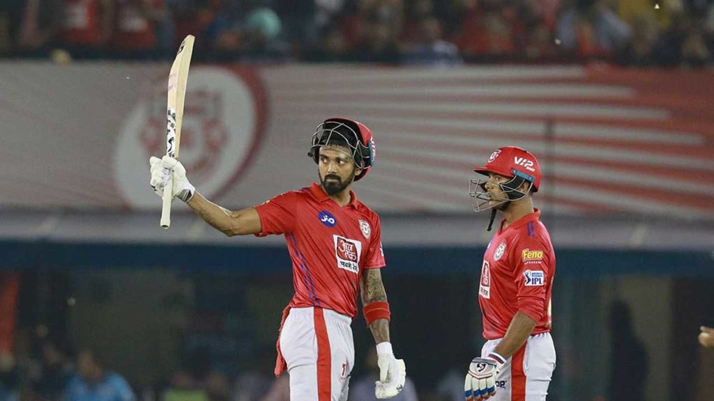 Kings XI Punjab batting