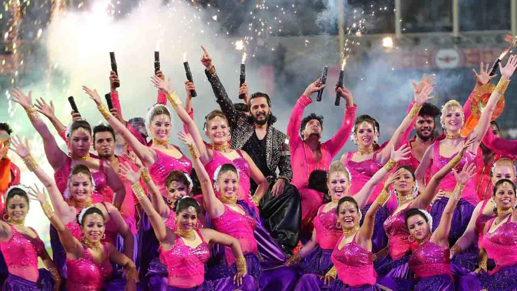 Opening and closing shows in IPL 2020