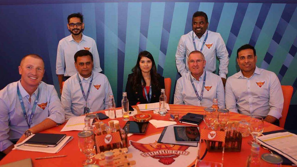 SRH team 2020