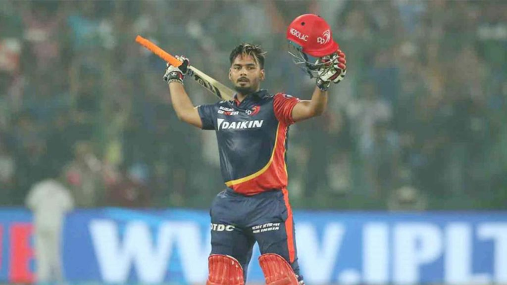 Rishabh Pant's net worth