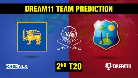SL vs WI 2nd T20 – Dream11 team prediction today | Match Prediction | Pitch Report | Toss prediction