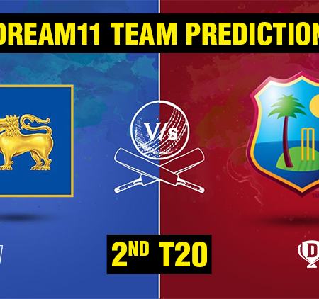 SL vs WI 2nd T20 – Dream11 team prediction today | Match Prediction | Pitch Report | Toss prediction