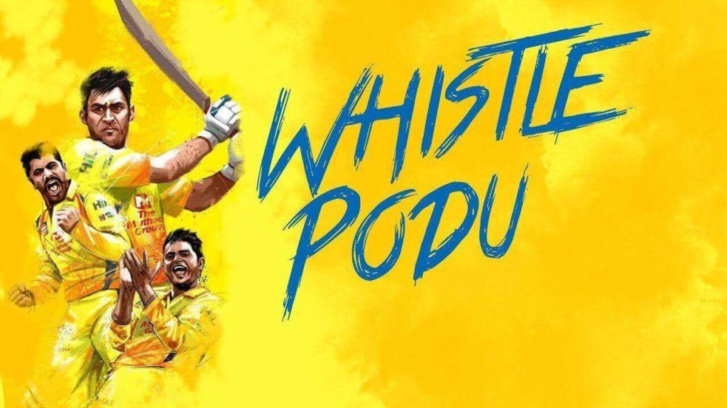 Whistle Podu