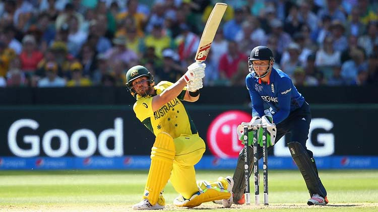 Aaron Finch - first century