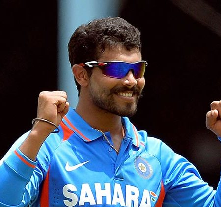 Ravindra Jadeja – Age, Height, Salary, Family, Cars, Stats & more