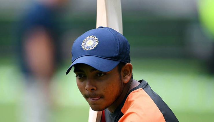 Prithvi Shaw Age, Height, Family, Biography, Career, records, Stats & more