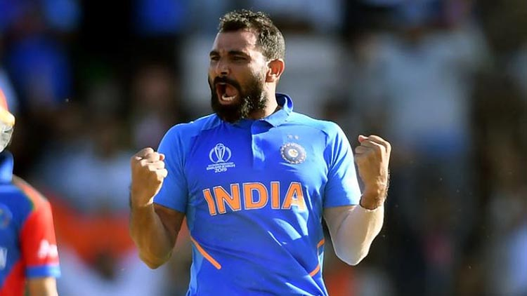 Mohammed Shami – Wife, Age, Height, Net Worth, Family, Stats & more