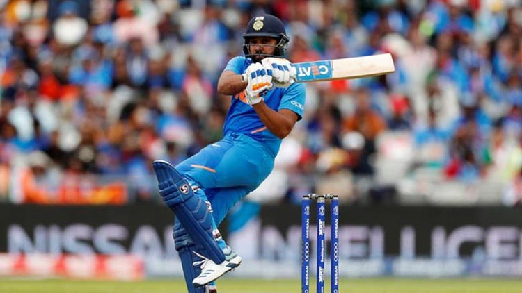 Who is Rohit Sharma?