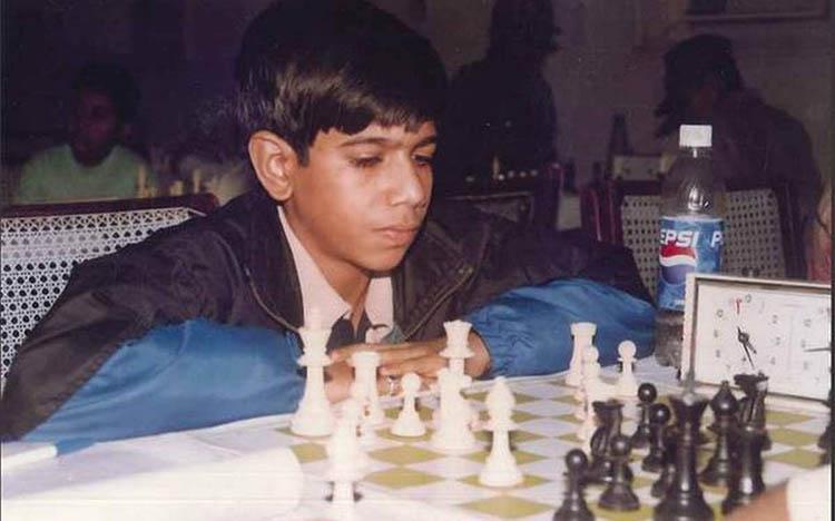 Yuzvendra Chahal Chess