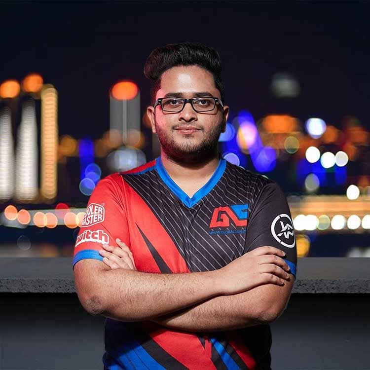 "Indian gamers - Aman ""Cruzi"" Vivek – Overwatch"