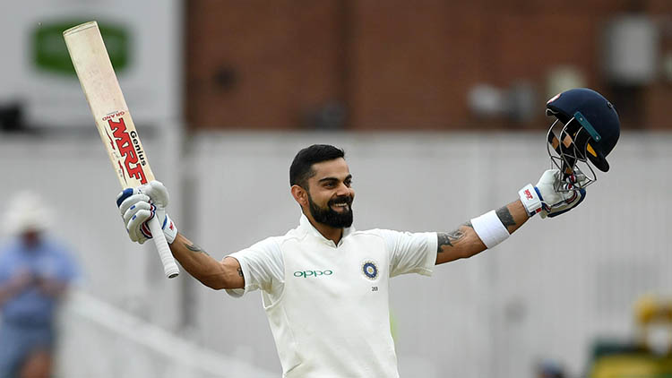Virat Kohli - World Test Championship