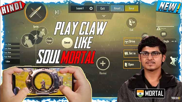 Soul MortaL Claw Setting