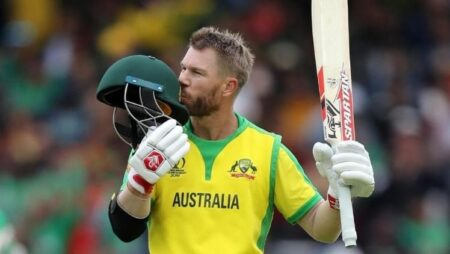 David Warner Age, Wife, Family, Net Worth, Height, Stats & more