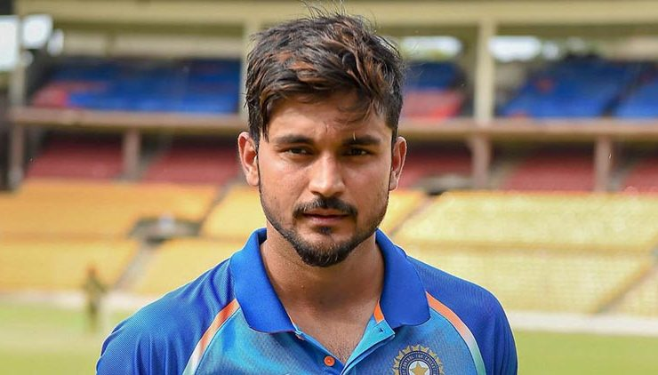 Manish Pandey Wife, Age, Net Worth, Marriage, Tattoo, Stats & more