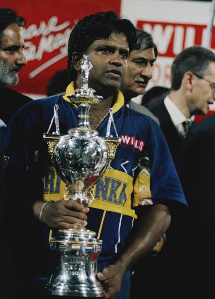 Arjuna Ranatunga