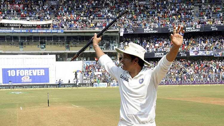 2013 – Sachin Tendulkar's last match