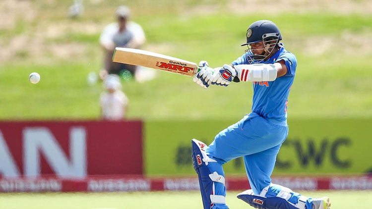 Who is Prithvi Shaw?