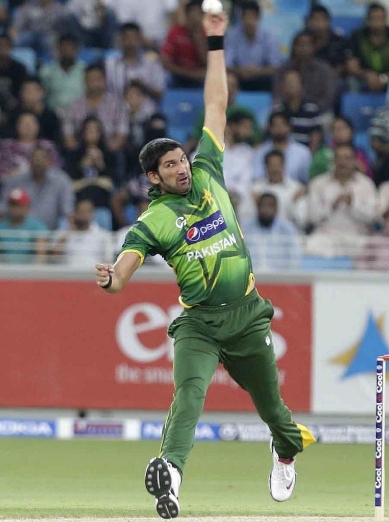Sohail Tanvir (Pakistan)
