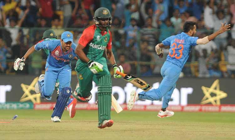 Mushfiqur Rahim against India (ICC World T20 2016)
