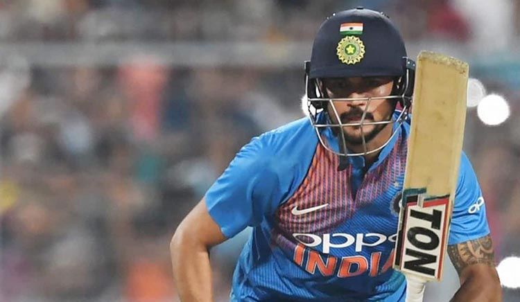 Who is Manish Pandey?