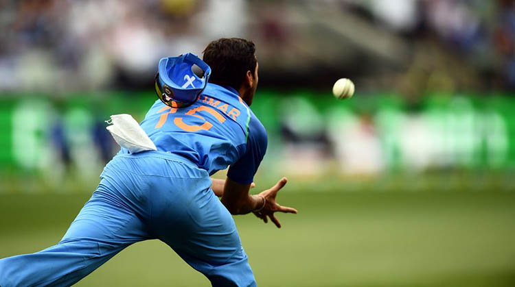 Who is Bhuvneshwar Kumar?