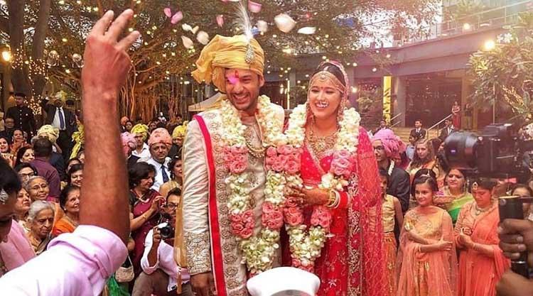 Mayank Agarwal Wife